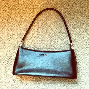 Gucci Little Black Handbag